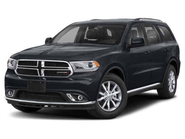 2018 Dodge Durango SXT SXT RWD Regular Unleaded V-6 3.6 L/220 [6]