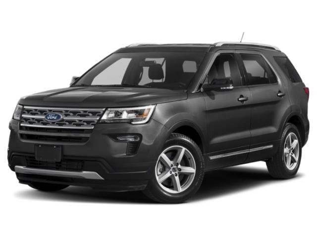 2018 Ford Explorer XLT XLT FWD Regular Unleaded V-6 3.5 L/213 [11]