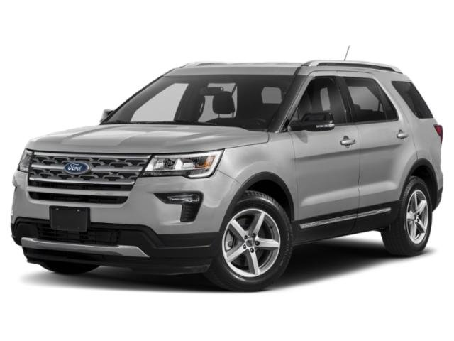 2018 Ford Explorer XLT XLT FWD Regular Unleaded V-6 3.5 L/213 [6]