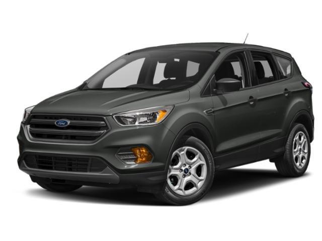 2018 Ford Escape S S FWD Regular Unleaded I-4 2.5 L/152 [2]