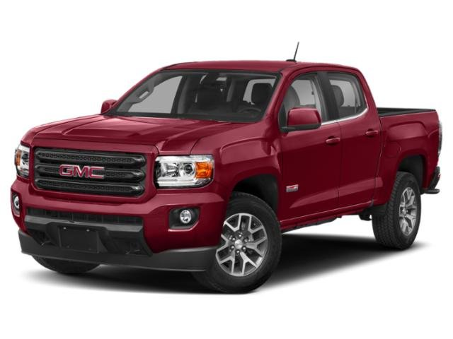 """2018 GMC Canyon 4WD All Terrain w/Leather 4WD Crew Cab 128.3"""" All Terrain w/Leather Gas V6 3.6L/222 [8]"""