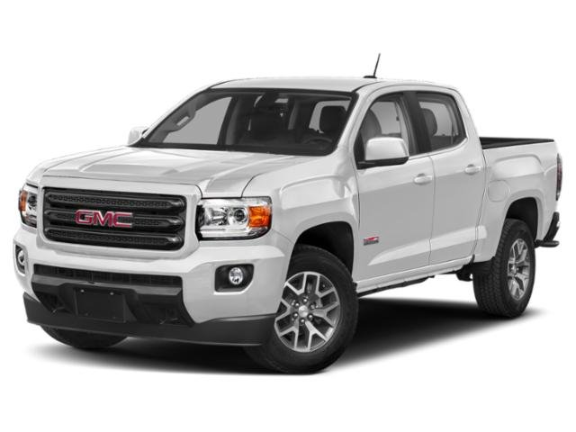 """2018 GMC Canyon 4WD All Terrain w/Leather 4WD Crew Cab 128.3"""" All Terrain w/Leather Gas V6 3.6L/222 [3]"""