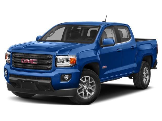"2018 GMC Canyon 4WD SLT 4WD Crew Cab 128.3"" SLT Gas V6 3.6L/222 [1]"