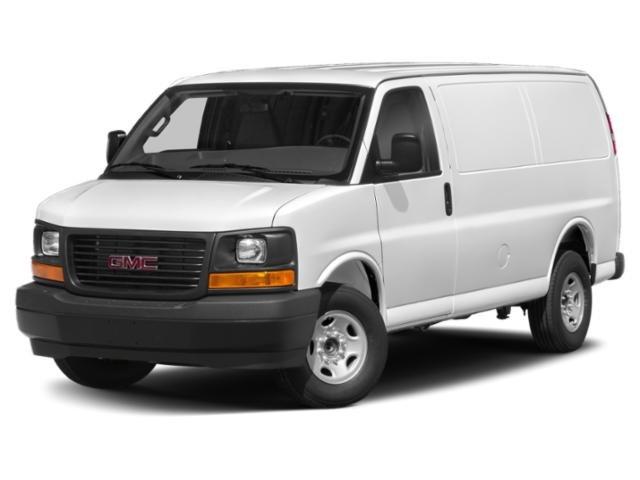 "2018 GMC Savana Cargo Van RWD 2500 135"""