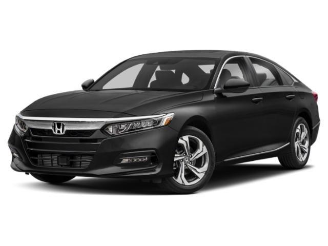 2018 Honda Accord Sedan EX-L 1.5T EX-L 1.5T CVT Intercooled Turbo Regular Unleaded I-4 1.5 L/91 [0]
