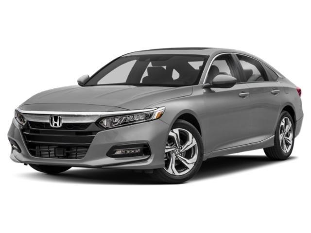 2018 Honda Accord Sedan EX-L 1.5T EX-L 1.5T CVT Intercooled Turbo Regular Unleaded I-4 1.5 L/91 [12]