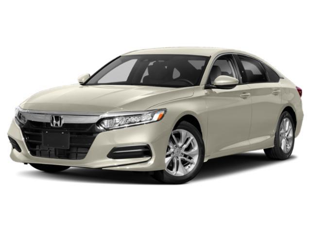 2018 Honda Accord Sedan LX 1.5T LX 1.5T CVT Intercooled Turbo Regular Unleaded I-4 1.5 L/91 [4]