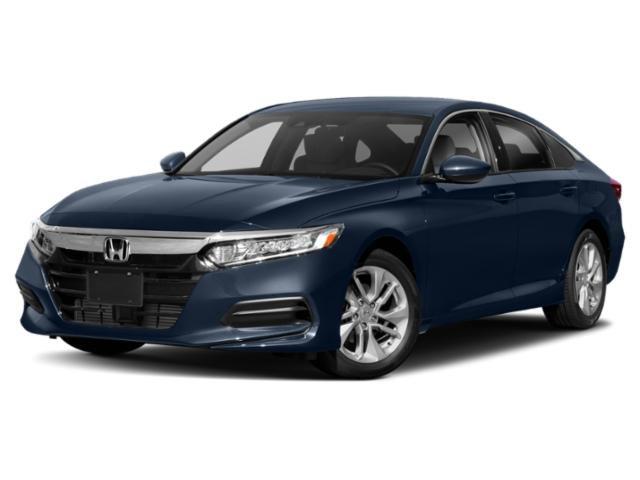 2018 Honda Accord Sedan LX 1.5T LX 1.5T CVT Intercooled Turbo Regular Unleaded I-4 1.5 L/91 [10]