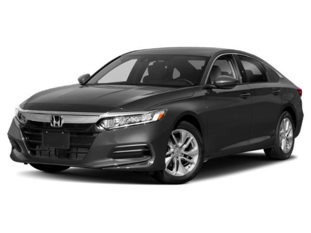 2018 Honda Accord Sedan LX 1.5T LX 1.5T CVT Intercooled Turbo Regular Unleaded I-4 1.5 L/91 [7]