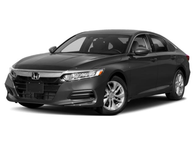 2018 Honda Accord Sedan LX 1.5T LX 1.5T CVT Intercooled Turbo Regular Unleaded I-4 1.5 L/91 [13]