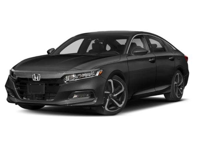 2018 Honda Accord Sedan Sport 1.5T Sport 1.5T CVT Intercooled Turbo Regular Unleaded I-4 1.5 L/91 [19]