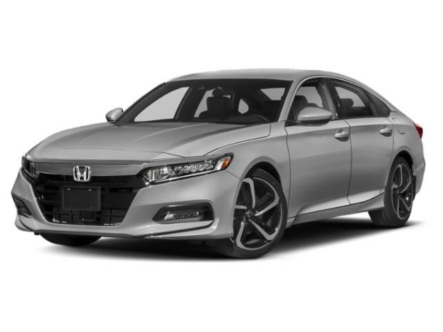 2018 Honda Accord Sedan Sport 1.5T Sport 1.5T CVT Intercooled Turbo Regular Unleaded I-4 1.5 L/91 [7]