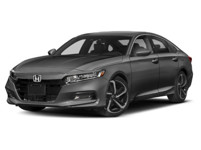 2018 Honda Accord Sedan Sport 2.0T Sport 2.0T Auto Intercooled Turbo Regular Unleaded I-4 2.0 L/122 [6]
