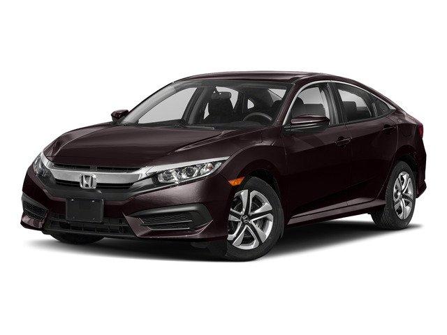 2018 Honda Civic Sedan LX LX CVT Regular Unleaded I-4 2.0 L/122 [6]