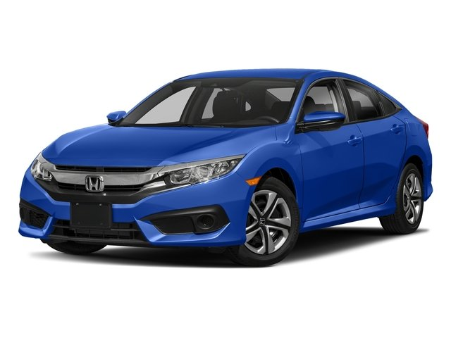 2018 Honda Civic Sedan LX LX CVT w/Honda Sensing Regular Unleaded I-4 2.0 L/122 [16]