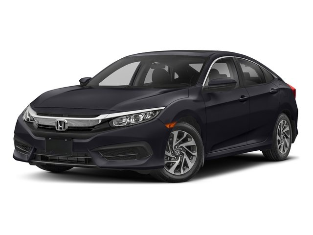 2018 Honda Civic Sedan EX EX CVT Regular Unleaded I-4 2.0 L/122 [10]