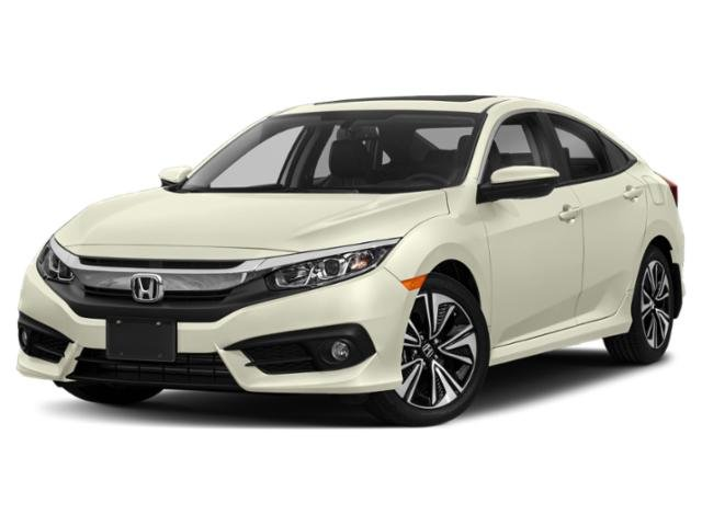 2018 Honda Civic Sedan EX-L EX-L CVT Intercooled Turbo Regular Unleaded I-4 1.5 L/91 [16]
