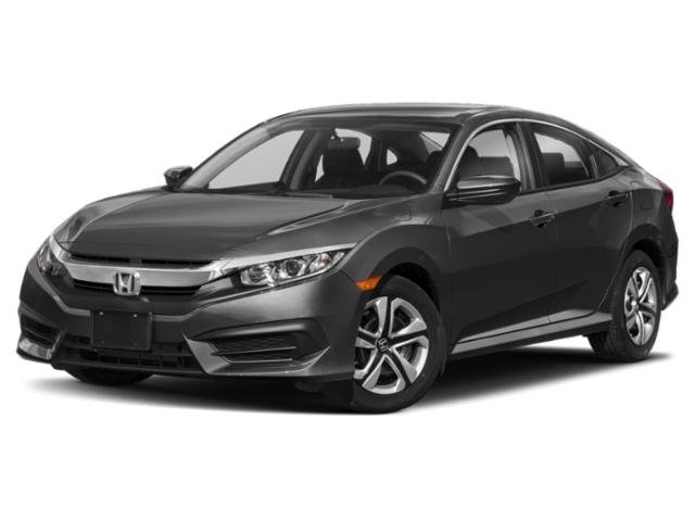 2018 Honda Civic Sedan LX LX CVT Regular Unleaded I-4 2.0 L/122 [4]