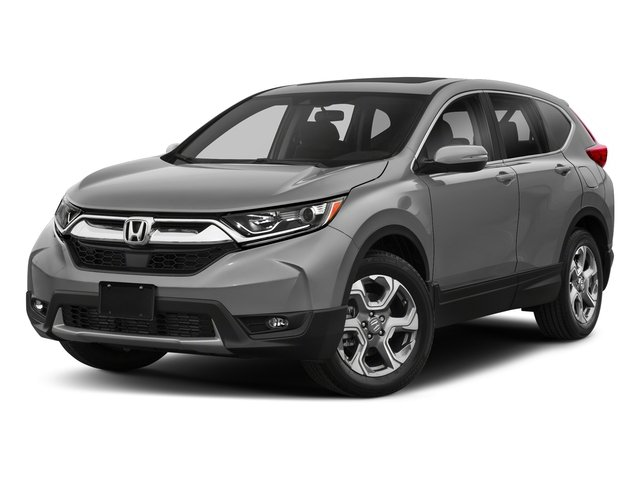 2018 Honda CR-V EX EX AWD Intercooled Turbo Regular Unleaded I-4 1.5 L/91 [13]