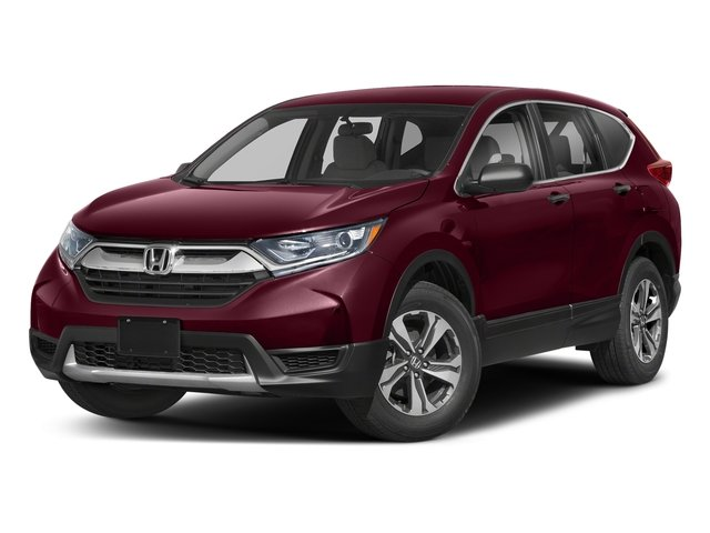 2018 Honda CR-V LX LX AWD Regular Unleaded I-4 2.4 L/144 [5]