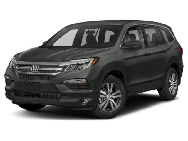 2018 Honda Pilot EX-L EX-L AWD Regular Unleaded V-6 3.5 L/212 [4]