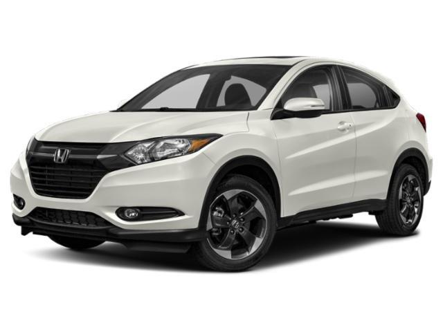 2018 Honda HR-V EX EX AWD CVT Regular Unleaded I-4 1.8 L/110 [6]