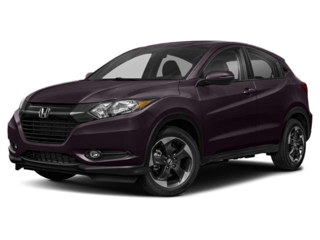 2018 Honda HR-V EX AWD CVT