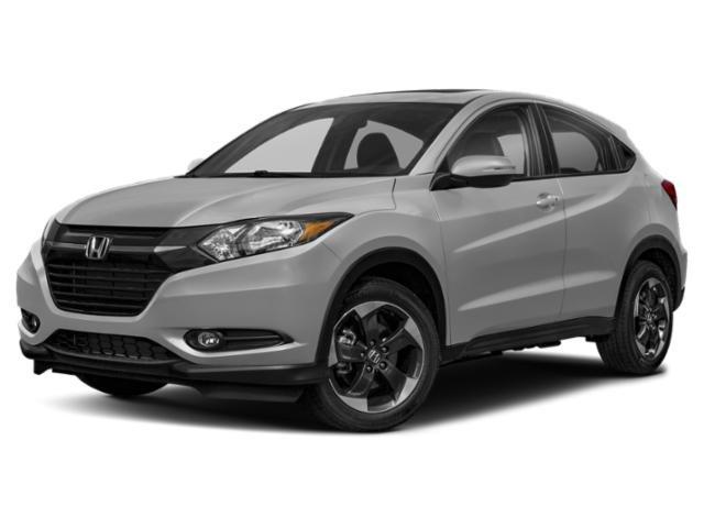 2018 Honda HR-V EX EX AWD CVT Regular Unleaded I-4 1.8 L/110 [9]