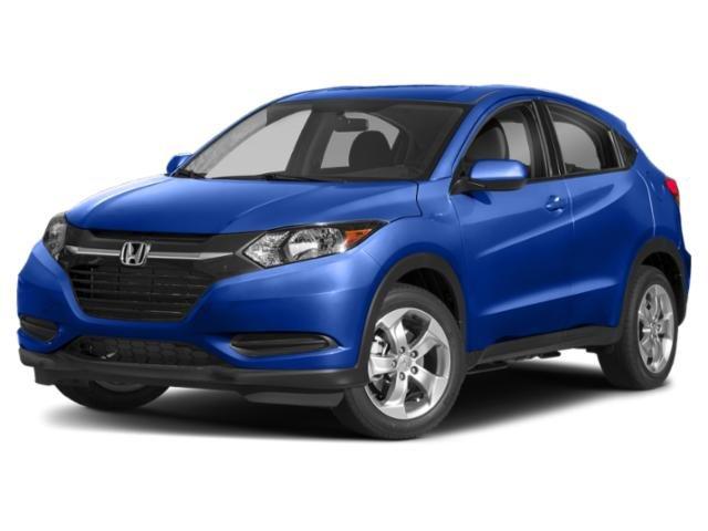 2018 Honda HR-V LX LX AWD CVT Regular Unleaded I-4 1.8 L/110 [5]