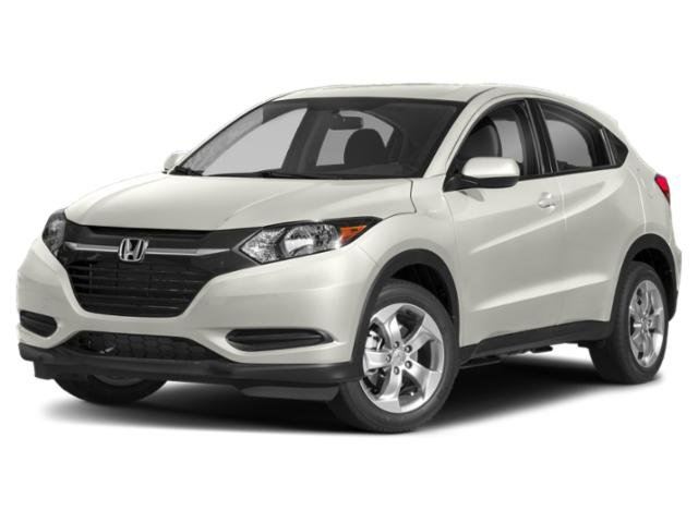 2018 Honda HR-V LX LX AWD CVT Regular Unleaded I-4 1.8 L/110 [1]