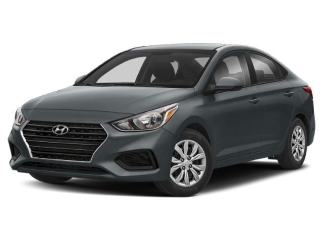 2018 Hyundai Accent SE SE Sedan Auto Regular Unleaded I-4 1.6 L/97 [9]