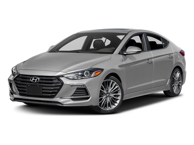 2018 Hyundai Elantra Sport Sport 1.6T Auto (Ulsan) Intercooled Turbo Regular Unleaded I-4 1.6 L/97 [3]