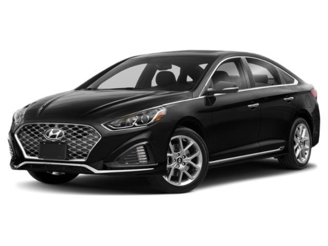 2018 Hyundai Sonata Sport+ Sport+ 2.4L Regular Unleaded I-4 2.4 L/144 [12]
