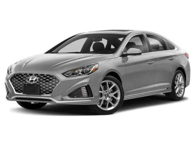 2018 Hyundai Sonata Sport Sport 2.0T *Ltd Avail* Intercooled Turbo Regular Unleaded I-4 2.0 L/122 [4]
