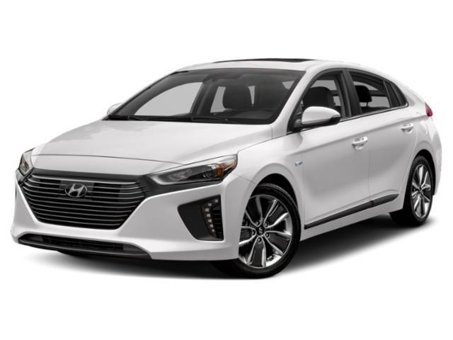 2018 Hyundai Ioniq Hybrid Limited Limited Hatchback Gas/Electric I-4 1.6 L/96 [5]
