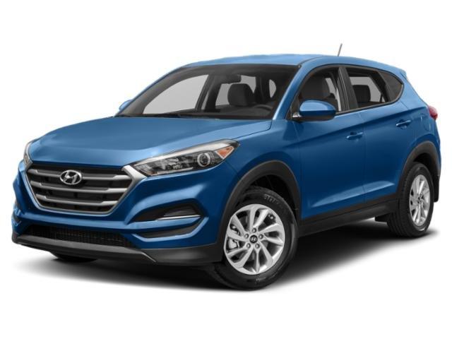 2018 Hyundai Tucson SE SE FWD Regular Unleaded I-4 2.0 L/122 [0]