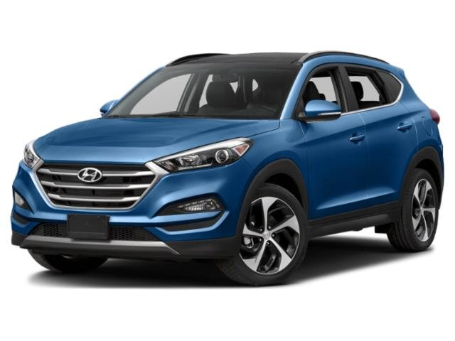 2018 Hyundai Tucson Limited Limited FWD Intercooled Turbo Regular Unleaded I-4 1.6 L/97 [8]