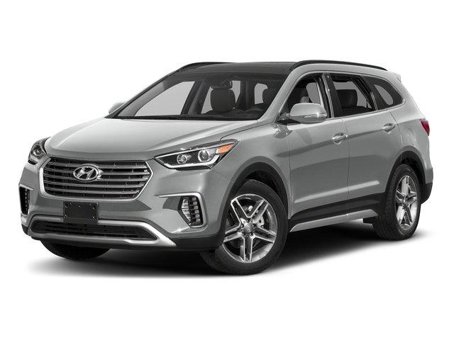 2018 Hyundai Santa Fe SE Ultimate SE Ultimate 3.3L Auto Regular Unleaded V-6 3.3 L/204 [0]