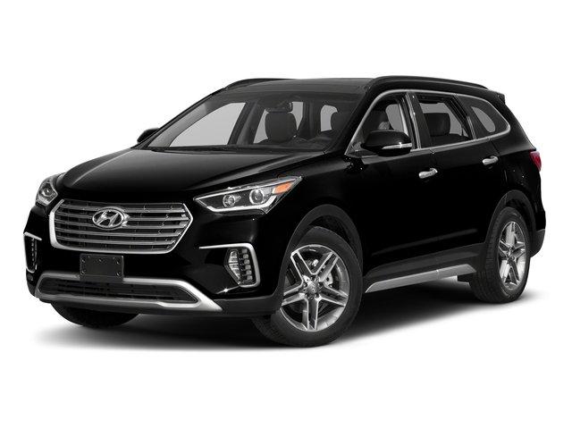 2018 Hyundai Santa Fe SE Ultimate SE Ultimate 3.3L Auto Regular Unleaded V-6 3.3 L/204 [17]