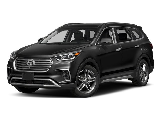 2018 Hyundai Santa Fe Limited Ultimate Limited Ultimate 3.3L Auto Regular Unleaded V-6 3.3 L/204 [33]