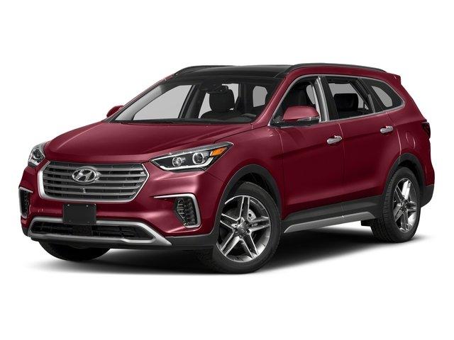 2018 Hyundai Santa Fe Limited Ultimate Limited Ultimate 3.3L Auto AWD Regular Unleaded V-6 3.3 L/204 [0]