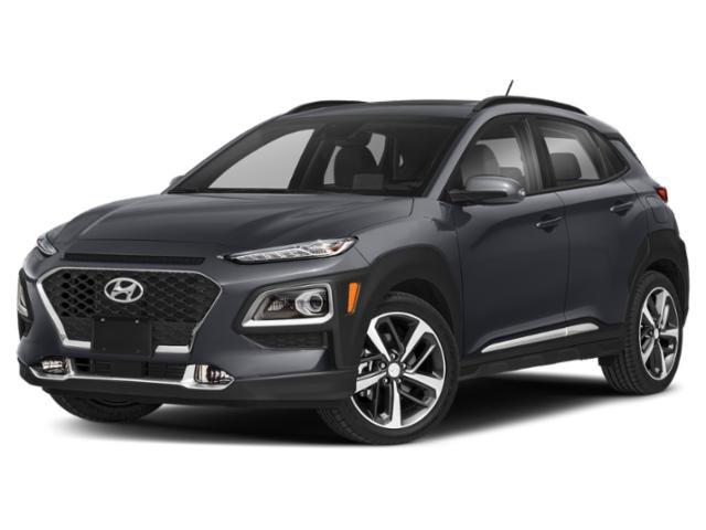 2018 Hyundai Kona Limited Limited 1.6T DCT AWD w/Lime Accent Intercooled Turbo Regular Unleaded I-4 1.6 L/97 [23]