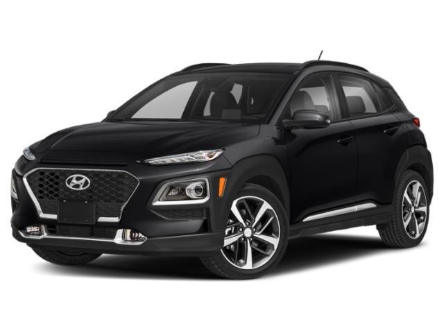 2018 Hyundai Kona Limited ULTRA BLACK BUMPER APPLIQUE CARPETED FLOOR MATS REVERSIBLE CARGO TRAY