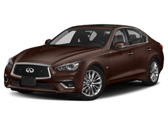 2018 INFINITI Q50 3.0t LUXE 3.0t LUXE RWD Twin Turbo Premium Unleaded V-6 3.0 L/183 [12]