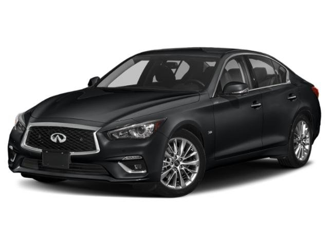 2018 Infiniti Q50 3.0t LUXE 3.0t LUXE RWD Twin Turbo Premium Unleaded V-6 3.0 L/183 [1]