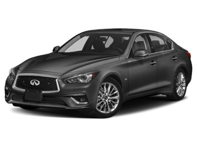 2018 INFINITI Q50 3.0t LUXE 3.0t LUXE AWD Twin Turbo Premium Unleaded V-6 3.0 L/183 [16]