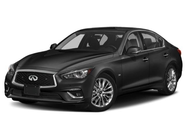 2018 INFINITI Q50 3.0t LUXE 3.0t LUXE RWD Twin Turbo Premium Unleaded V-6 3.0 L/183 [10]