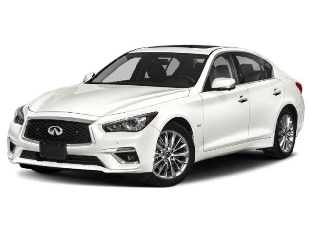 2018 INFINITI Q50 3.0t LUXE 3.0t LUXE RWD Twin Turbo Premium Unleaded V-6 3.0 L/183 [5]