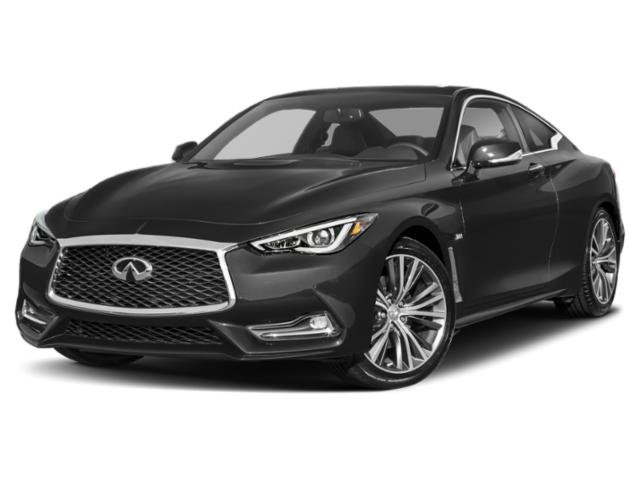2018 Infiniti Q60 2.0t PURE 2.0t PURE RWD Intercooled Turbo Premium Unleaded I-4 2.0 L/121 [2]