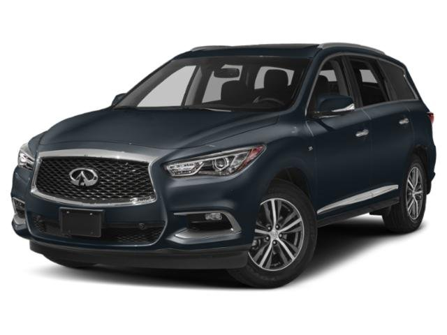 2018 Infiniti Qx60 Base FWD Premium Unleaded V-6 3.5 L/213 [0]